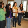 Girls from Peru