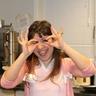 Elena from Russia is having fun