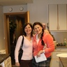 Kvitana from Ukraine and Ksenia from Russia