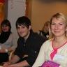 Zhanna, Sasha and Oksana