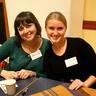 Zoriana and Olga from Ukraine