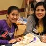 Liezel and Elvira from Philippines