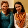 Nadya from Au Pair team and Marta