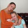 Natalia and Adriana from Ukraine