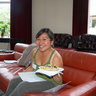 Great smile from au pair Fanny (Indonesia)