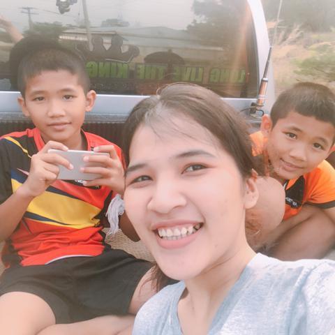 Au pair Siraporn in Thailand