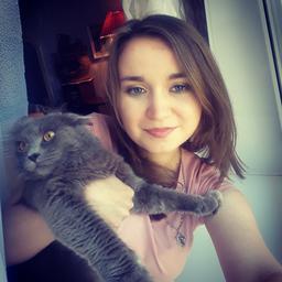 Au pair Yaroslava