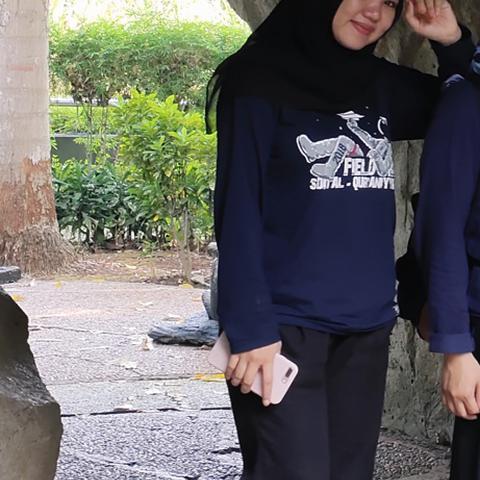 Au pair Sarah in Indonesia
