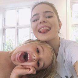 Au pair Olga
