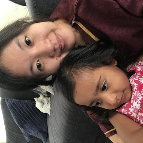 Au pair Cherie Lou in Philippines