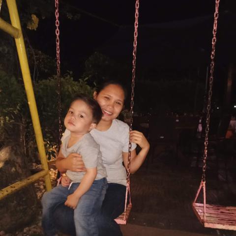 Au pair Jackelyn in Philippines