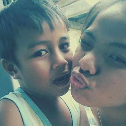 Au pair Coleen in Philippines