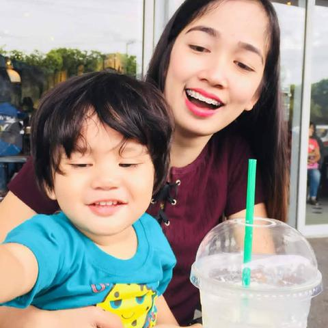 Au pair Rohcell Queen in Philippines