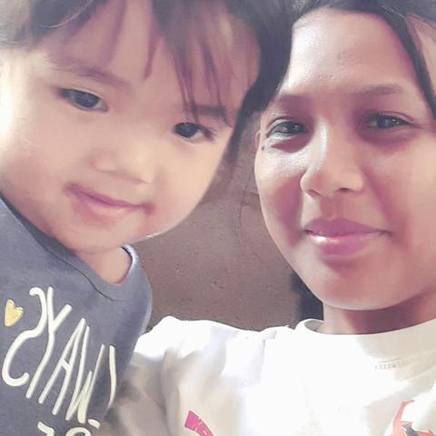 Au pair Caseyline in Philippines