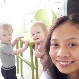 Au pair Julie Maureen