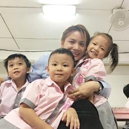 Au pair SriFaroong