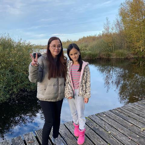 Au pair Katrina in Netherlands