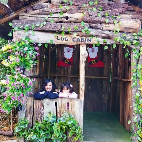 Au pair Mary Rose in Philippines