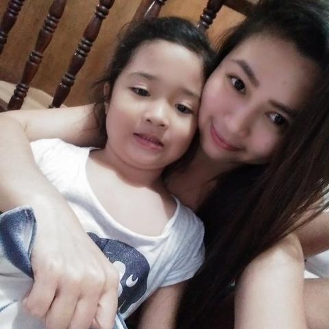 Au pair Lizette in Philippines