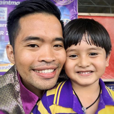 Au pair Roden in Thailand