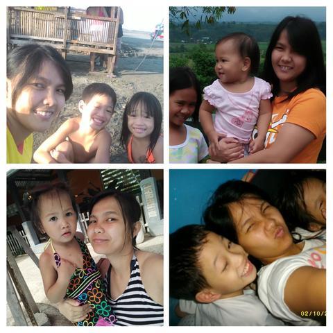 Au pair Arlene in Philippines