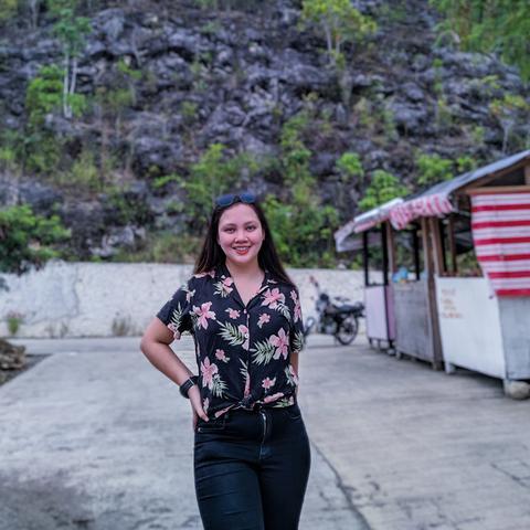 Au pair Laica in Philippines